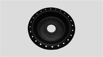 Homogeneous Rubber Diaphragm